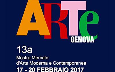 Basile in Arte Fiera di Genova 2017