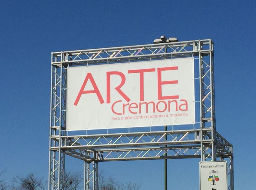 Basile in Arte Fiera Cremona 2017
