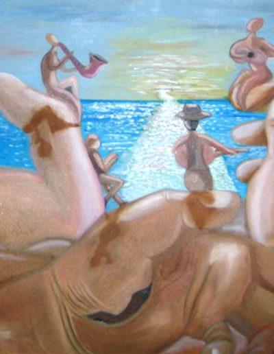 11-L'Aurora-di-Musica-e-Passione--mis-120x90-(olio-su-tela)-2004