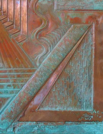 4_Sensazioni-mis-42x42-sbalzo-su-rame-patinato-verde-2009