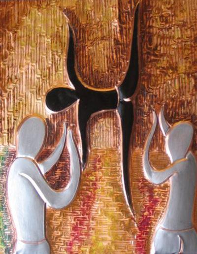 7_Applausi-mis-50x60-smalti-e-olio-su-rame-sbalzato-2009